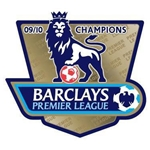 Premier League patch 09/10 Champions Badges (2)