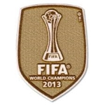 FIFA Club World Cup Patch
