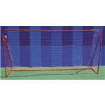Goal Sporting Goods 6X12 Small Sided Goal w/Ground (Red)
