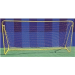 Goal Sporting Goods 6X12 Small Sided Goal w/Ground (Yellow)
