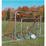 Goal Sporting Goods 6X18 Small Sided Goal w/Ground