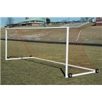 Goal Sporting Goods Official Round European Elliptical Goal-37' x 21'
