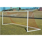 Goal Sporting Goods Official Round European Elliptical Goal-38' x 24'
