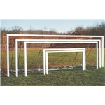 Goal Sporting Goods Official 8X24 Square Aluminum