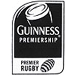 Guinness Premiership Patch