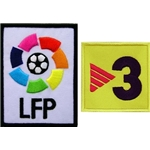 La Liga & TV3 Patches