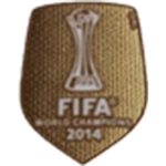 Real Madrid CWC 2014 Patch