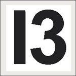 Square Number Patch-13