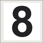 Square Number Patch-8