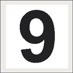 Square Number Patch-9