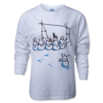 Frosty's Freekick Soccer T-shirt