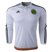 Mexico 2015 LS Away Soccer Jersey