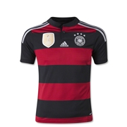 Germany 14/15 Youth Away Soccer Jersey (4 Stars)