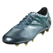 adidas Messi 15.1 FG/AG (Matte Ice/Bright Yellow)