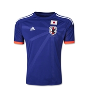 Japan 14/15 Youth Home Soccer Jersey