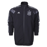 Spain 2014 Premium Black Anthem Track Top