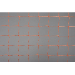Kwik Goal 3mm Soccer Net (Orange)