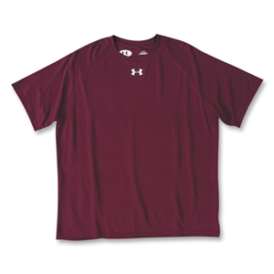 Under Armour Loose SS Jersey (Maroon)