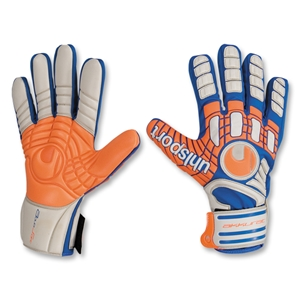 uhlsport Akkurat Aquasoft Goalkeeper Gloves