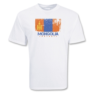Mongolia Football T-Shirt