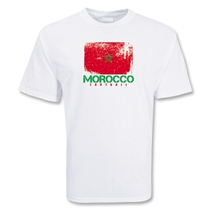 Morocco Football T-Shirt