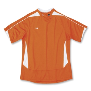 Under Armour Women's Elite Soccer Jersey (Orange)