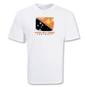 Papua New Guinea Football T-Shirt