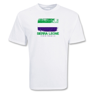 Sierra Leone Football T-Shirt
