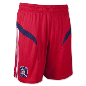 Chicago Fire Home Soccer Shorts