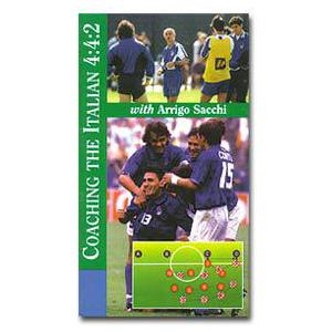 Coaching 4-4-2 with Arrivo Saachi Soccer DVD