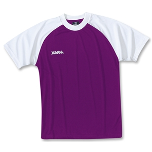 Xara Derby Soccer Jersey (Purple)
