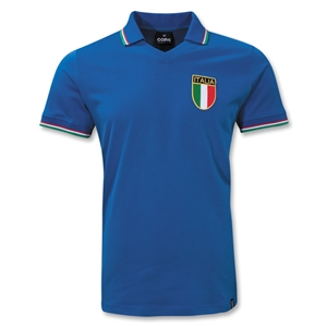 Italy World Cup 82 Home Soccer Jersey