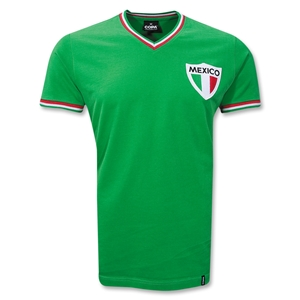 Mexico 1980's Soccer Jersey