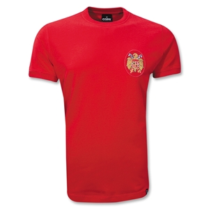 Spain 70's Home Soccer Jersey