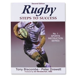 Rugby Steps To Success Book (2nd Edition)