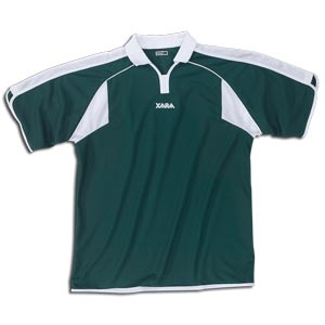 Xara Preston Soccer Jersey (Dark Green)