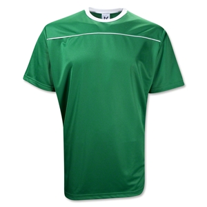High Five Horizon Soccer Jersey (Green/Wht)