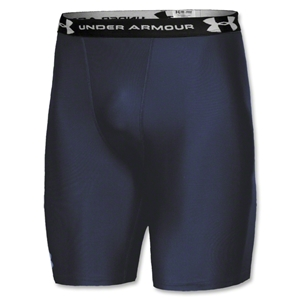 Under Armour HeatGear Compression Short (Navy)