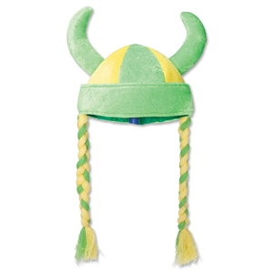 Brazil Viking Country Fun Hat