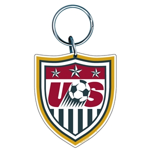 USA Hi-Def Key Ring
