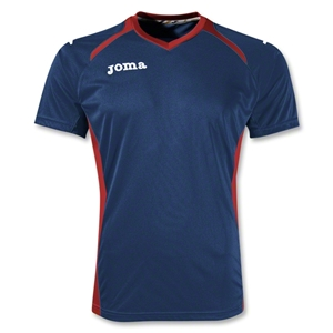 Joma Champion II Jersey (Navy/Red)