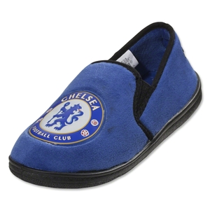 Chelsea Boys Rubber Badge Heel Slipper