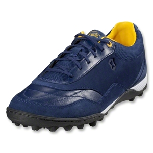 Pele Sports Caldeira HG Soccer Shoes (Estate Blue)