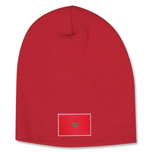 Morocco Classic Beanie (Red)