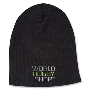World Rugby Shop Beanie (Black)