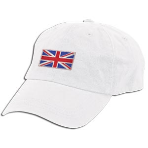 Great Britain Classic Cap (White)