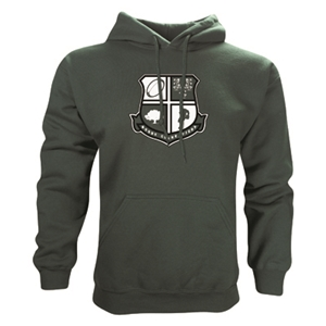 Rugby Connecticut Shield Hoody