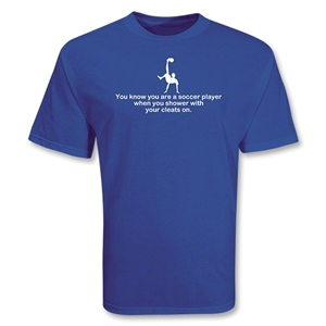 Shower Soccer T-Shirt