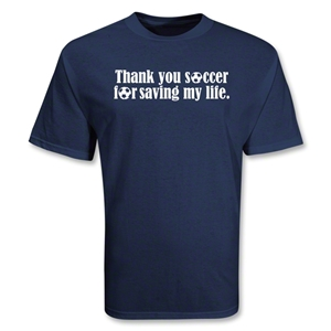 Thank You Soccer T-Shirt