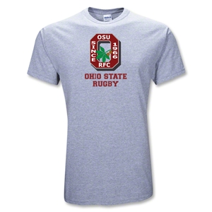Ohio State Rugby T-Shirt (Gray)